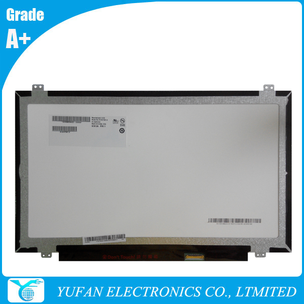 Free Shipping B140HTN01.6 Laptop Lcd Screen Disply 1920x1080 eDP
