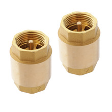 2Pcs Luchtpomp Terugslagkleppen One Way Non-Return Controleer Valve 3/4 Inch(China)