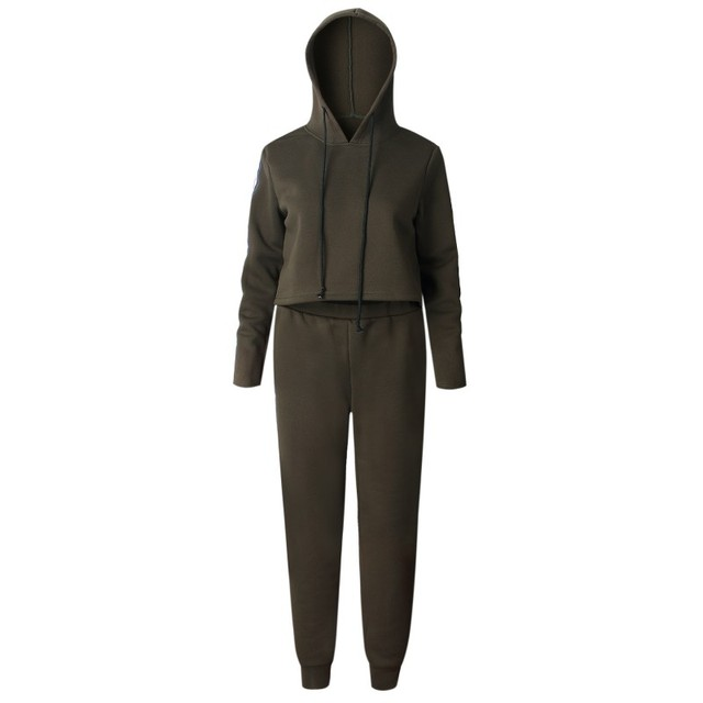 2 Piece Set Top And Pants Sexy Striped Ladies Leisure Two Pieces Pullover Suits 5
