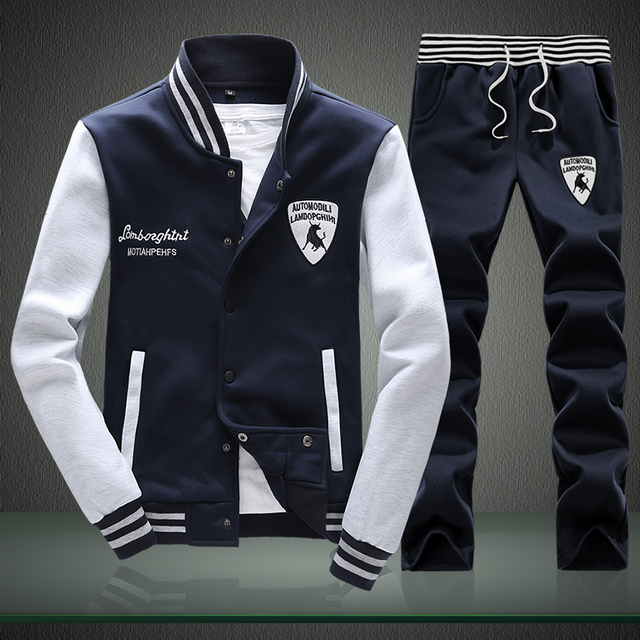 cfd673c41e0 2015 spring and Autumn New Youth Sports Korean collar Harajuku wind sweater  Middle School Boys Baseball clothes man