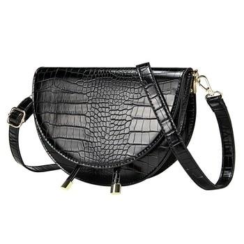 Crocodile Pattern Crossbody Bags