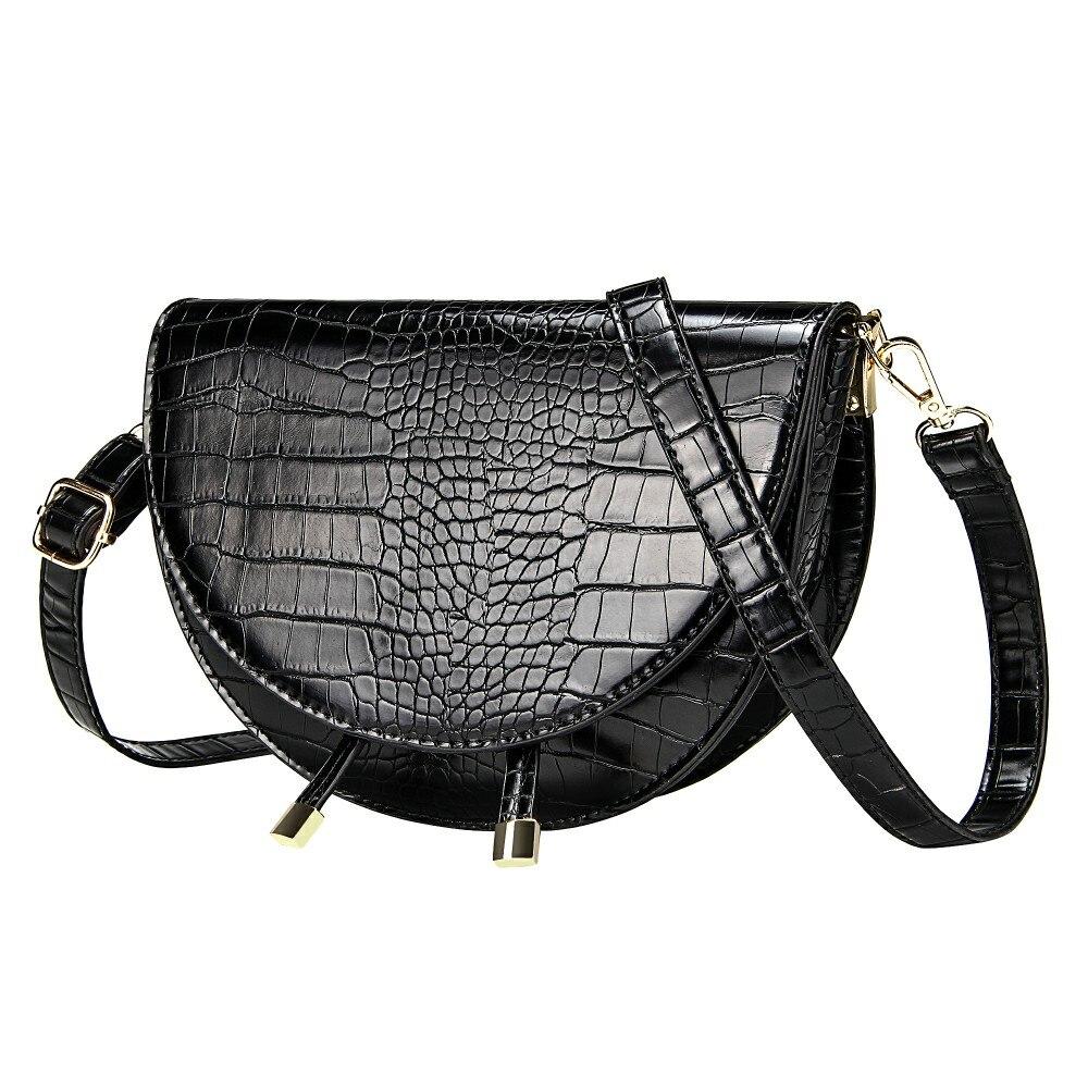 Bolsa de ombro de alta qualidade de alta qualidade de couro de alta qualidade sacos de ombro de ombro