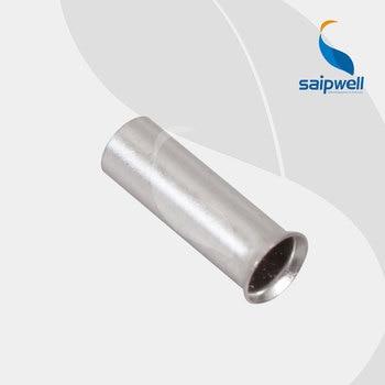 1000pcs  EN Series Tube-Shaped Bare End  / Copper Electronic Connector Cold-pressed Terminal  (EN 16-12)