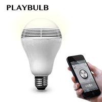MIPOW PlayBulb Wireless Bluetooth 4 0 Speaker Smart LED New Christmas Party Decorative Light Bulb Free