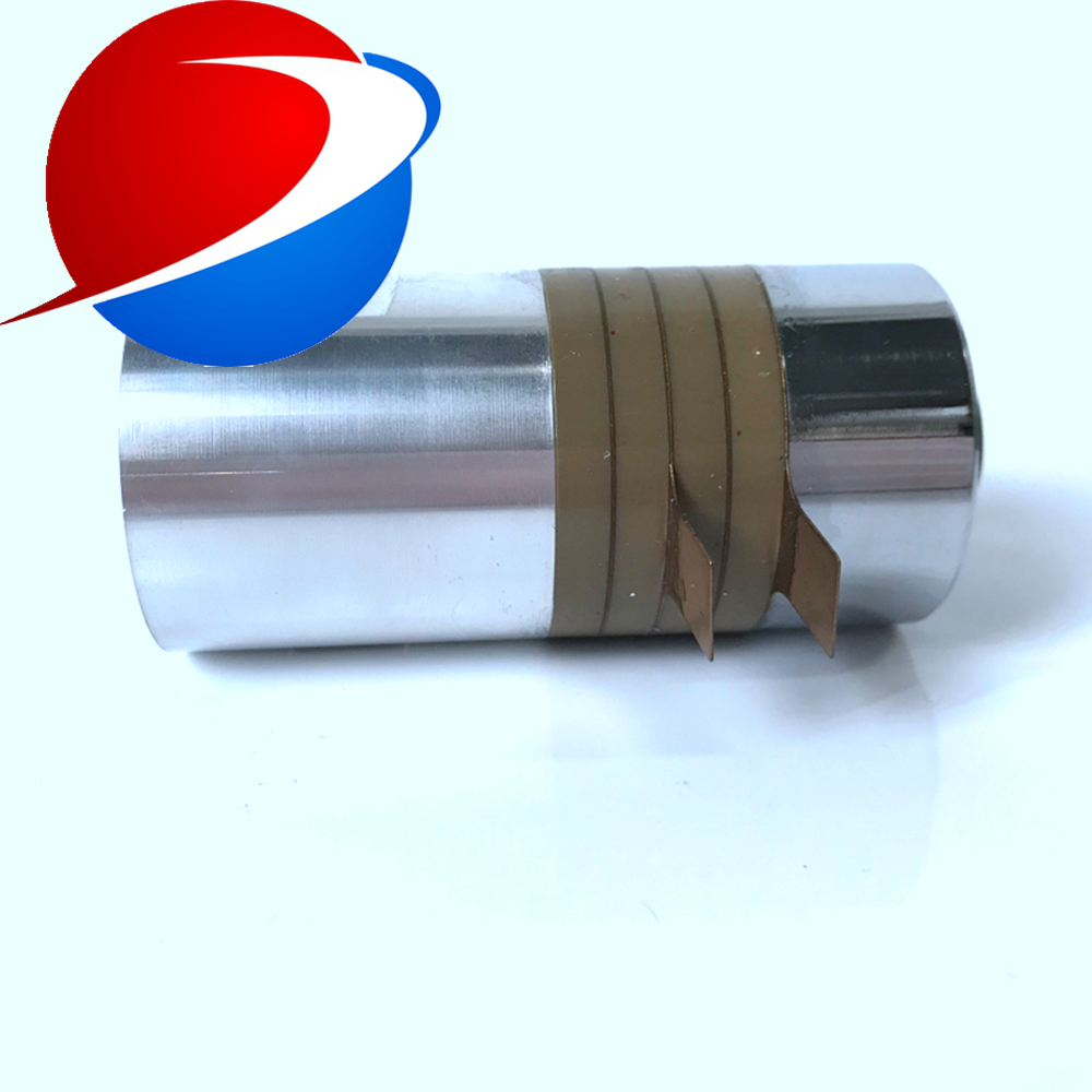 600w 28KHZ Ultrasonic Plastic Converters Transducer And Generator For Ultrasonic Spot Welding Machine Transducer