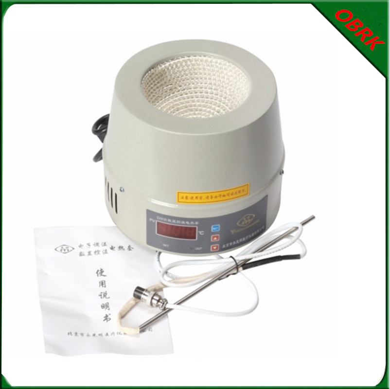 Electronic Control Temperature Lab Digital Heating Units Round Bottom Flask Heating Mantle