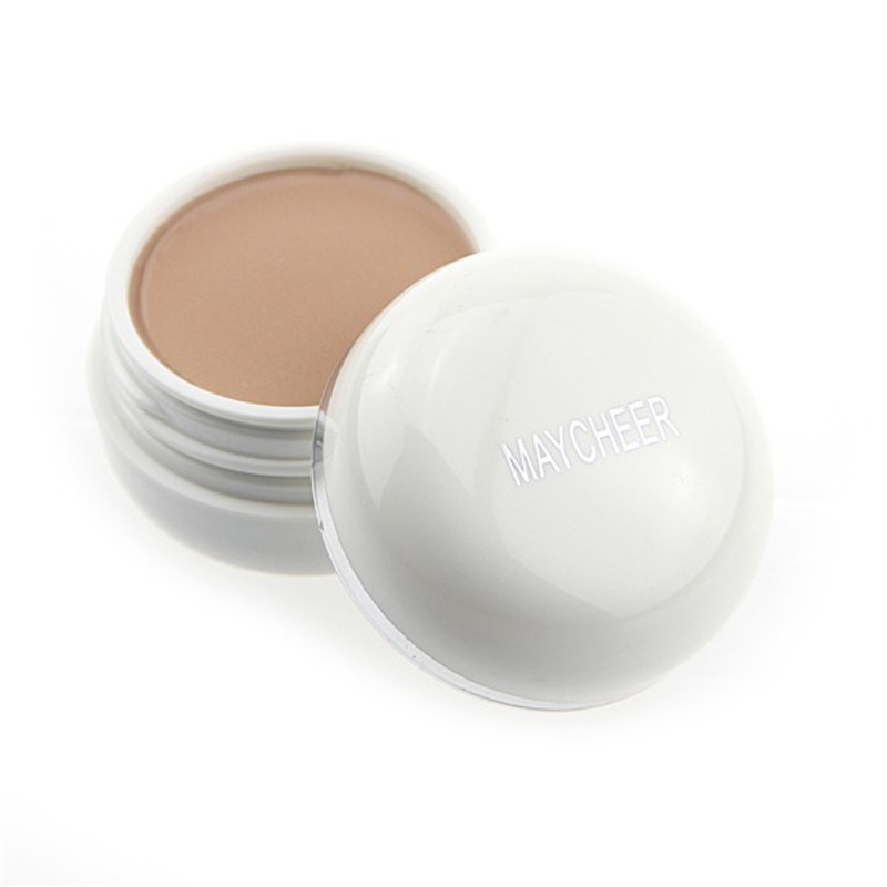 2017 Fashion High Quality Dark Circle Blemish Hide Concealer Smooth Makeup Cosmetics Foundation Cream