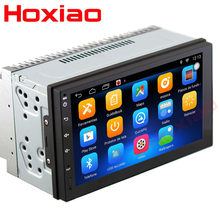 Car android 2 din Phát Thanh cho Volkswagen FIT Kia Hyundai Nissan Toyota Honda Lifan BYD Renault CICI 2din Car DVD multimedia player(China)