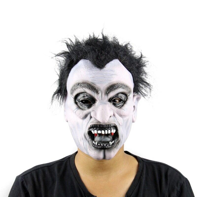 Scary Halloween Clown Mask 3