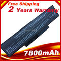 Аккумуляторы для ноутбуков для Asus K72DR K72 K72D K72F K72JR К73 K73E K73S K73SV N73SV X77X77VN k72-100 X77VN А32-K72 A32-N71
