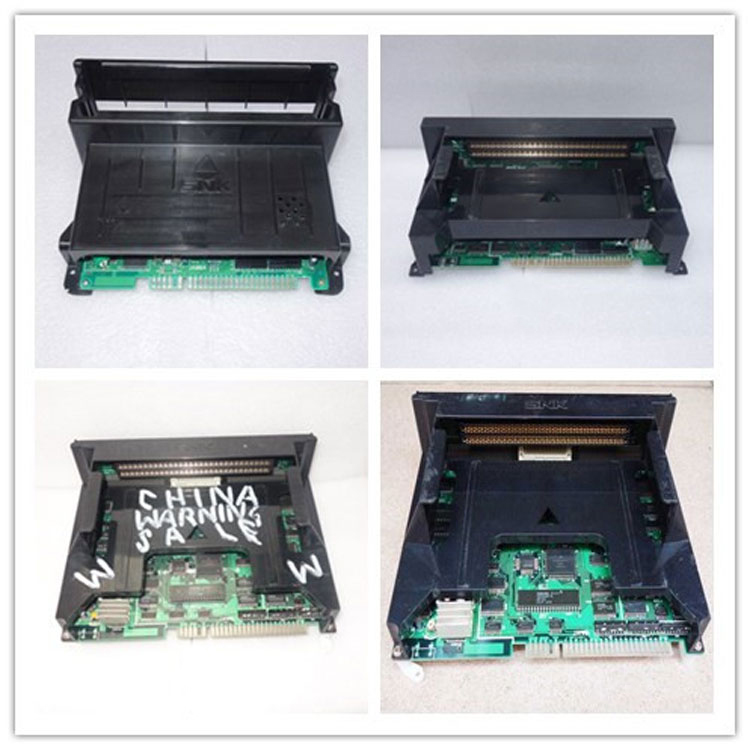NEO GEO SNK MVS Carte Mère/Carte Principale pour multi cartouche/Neo Geo SNK jeu carte/DIY MVS Accessoires Arcade Jeu Machine