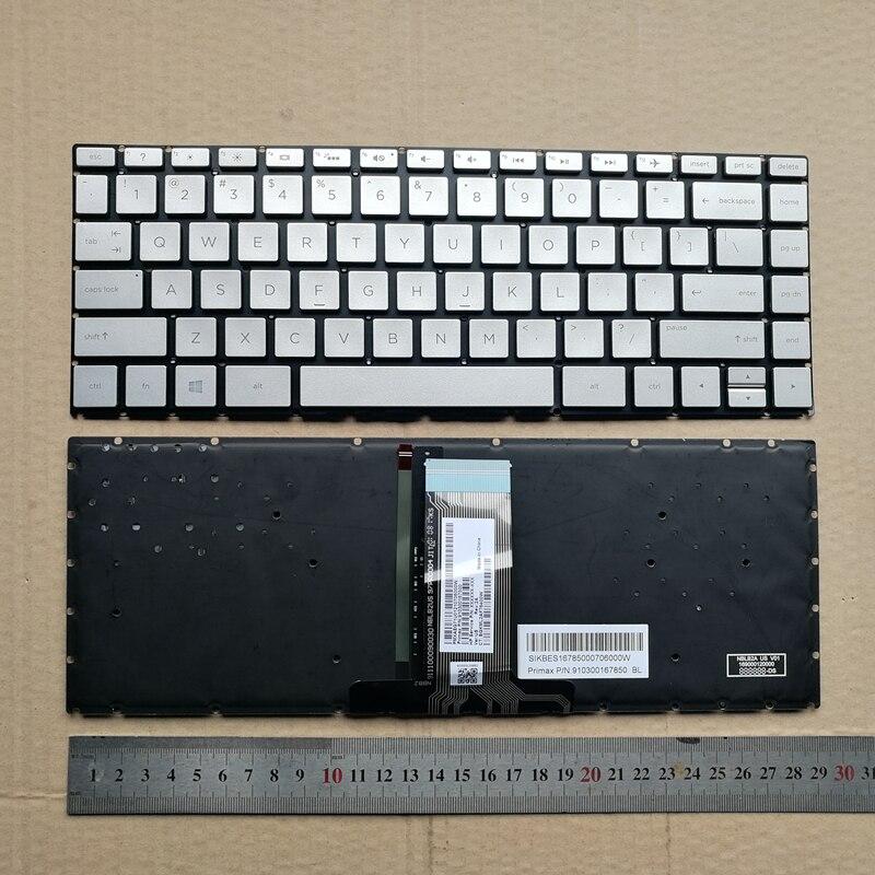 Backlit US new laptop keyboard for HP Pavilion 14-BS 14-BK  14-bk000 14-bk100 14g-br002TU 14q-bu001TU 14G-BR002TU 14-bs042TX