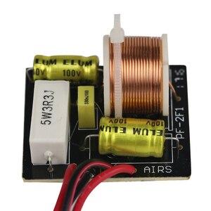 """Image 2 - GHXAMP 50 W 2 voies Crossover Audio haut parleurs de bureau aigus basse fréquence diviseur pour 3 """"pouces haut parleur 4 8OHM 3.3 KHzZ 2 pièces"""