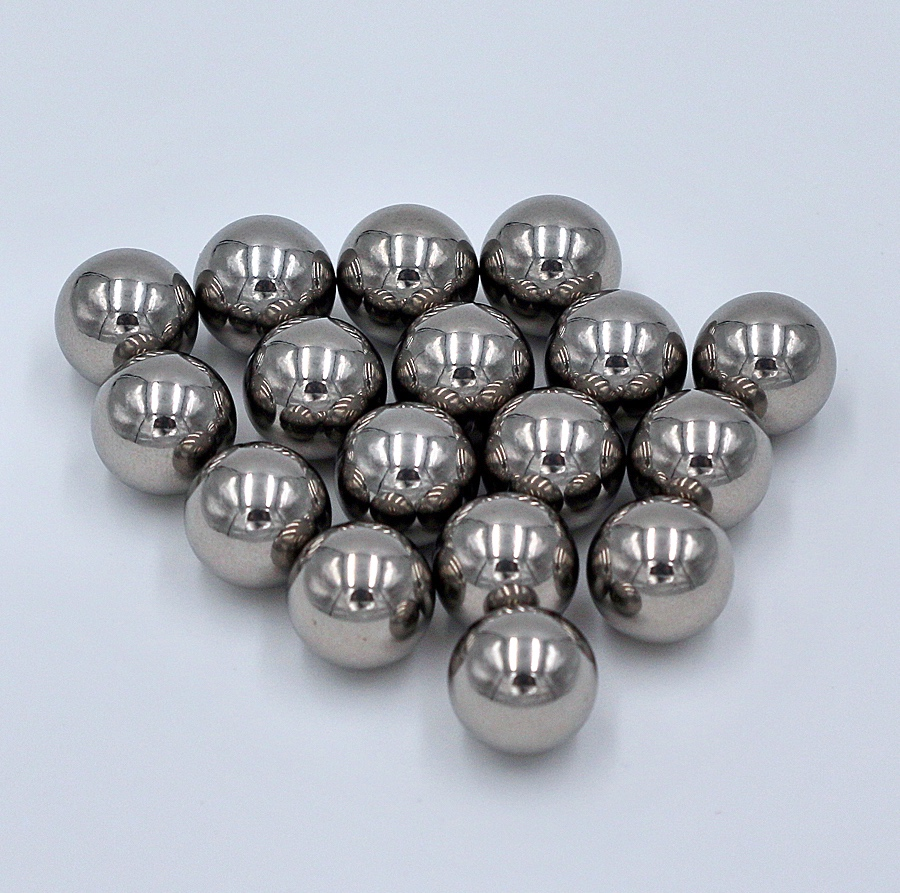 AISI52100 7.98mm Chrome Steel Bearing Balls Precision Grade 16 Hardened