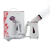 2014 Hot Selling Handheld Ironing Machine Portable Dry Cleaning Travel Garment Steamer Wiht Brush For Clothes