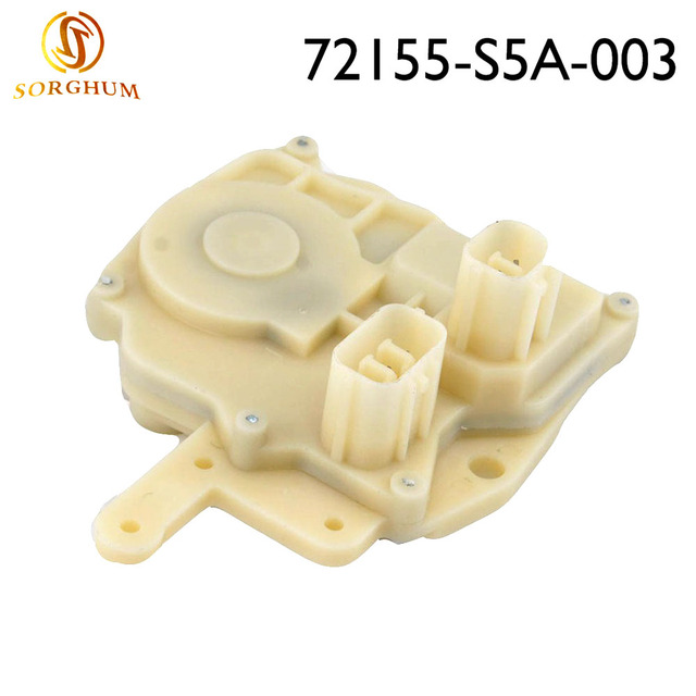 72155-S5A-003 72155S5A003 Front Left New Door Lock Actuator Switch For Honda Civic CR-V Fit Accord Insight Odyssey S2000