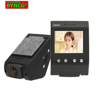 BYNCG A11 2'' LCD Car DVR Camcorder Auto Recorder Vehicle Dash cam Motion Detection Loop Recording for Focus 2 Golf 4 Audi