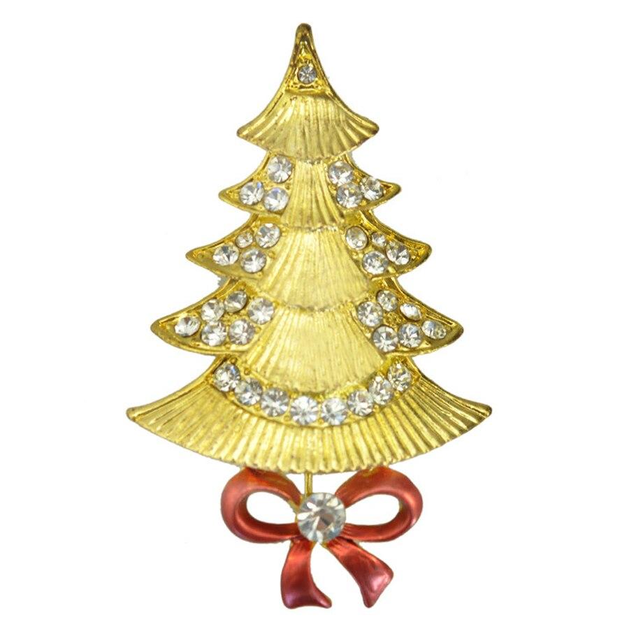 Árbol de Navidad con encanto collar señoras de las muchachas de Navidad
