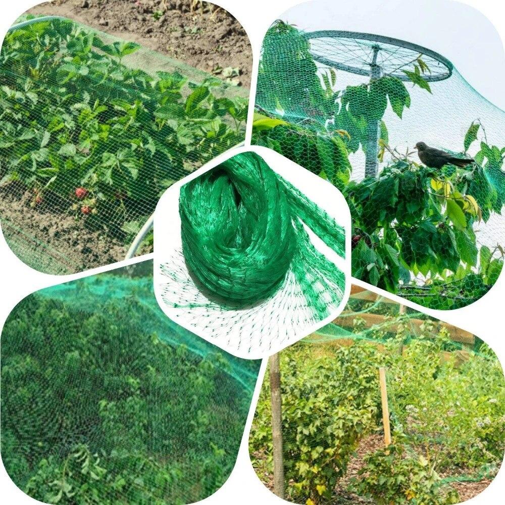 Anti Bird Netting Fruit Tree Vegetables Net Protection Crops Flower Garden Mesh