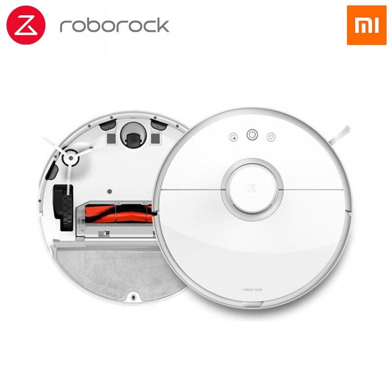 Международный Roborock пылесос 2 S50 S55 для Xiaomi Mi приложение Home радикальные мокрой уборки Роботизированная пыли очиститель датание план