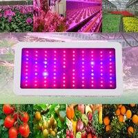 300 w led cresce luzes ac 100-240 v indoor hidropônico grow luz 100 leds navio por dhl