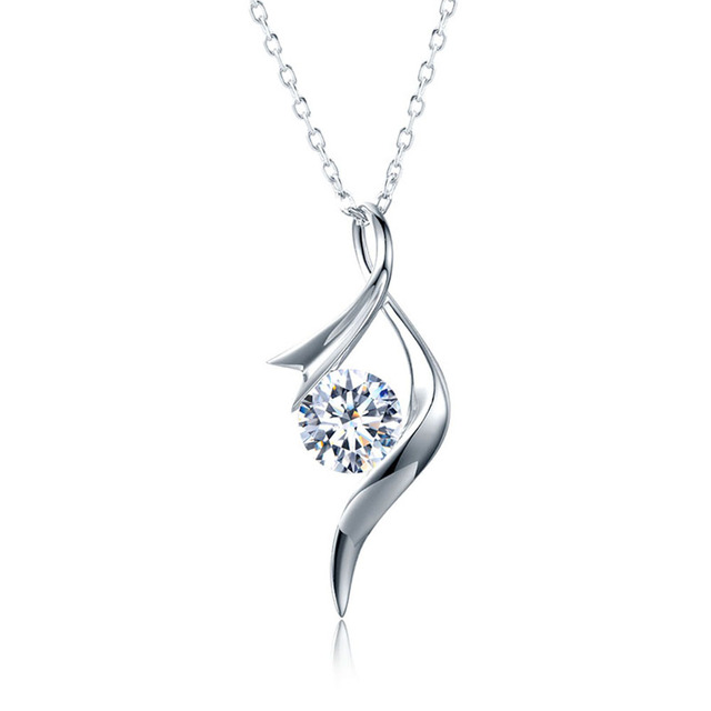 facets pend silver pendant susong by pendants moissanite products