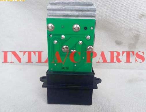 Calentador Motor Soplador Resistencia REOSTATO Fan Para Renault Megane