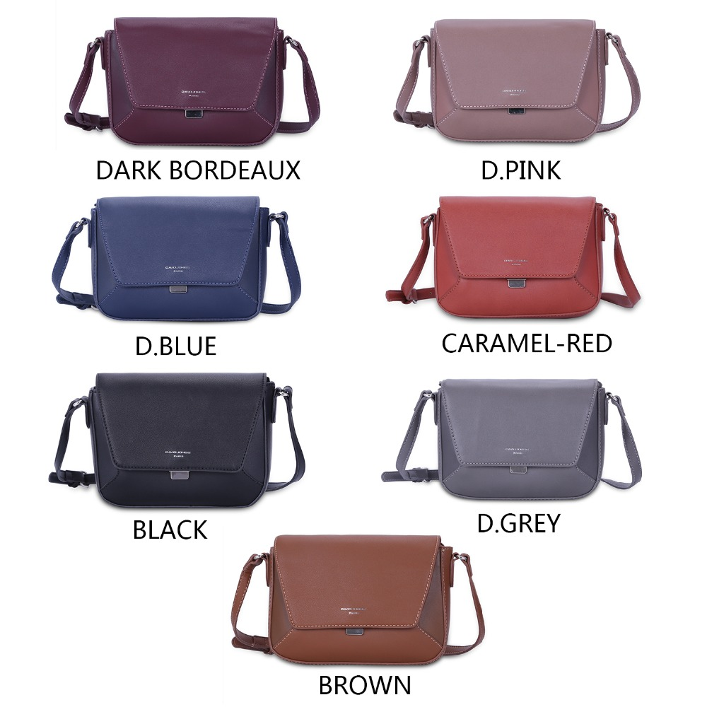 cd6209df3a8a DAVIDJONES women messenger bags faux leather female handbag small lady  patchwork shoulder bag girl crossbody bag drop shipping-in Top-Handle Bags  from ...