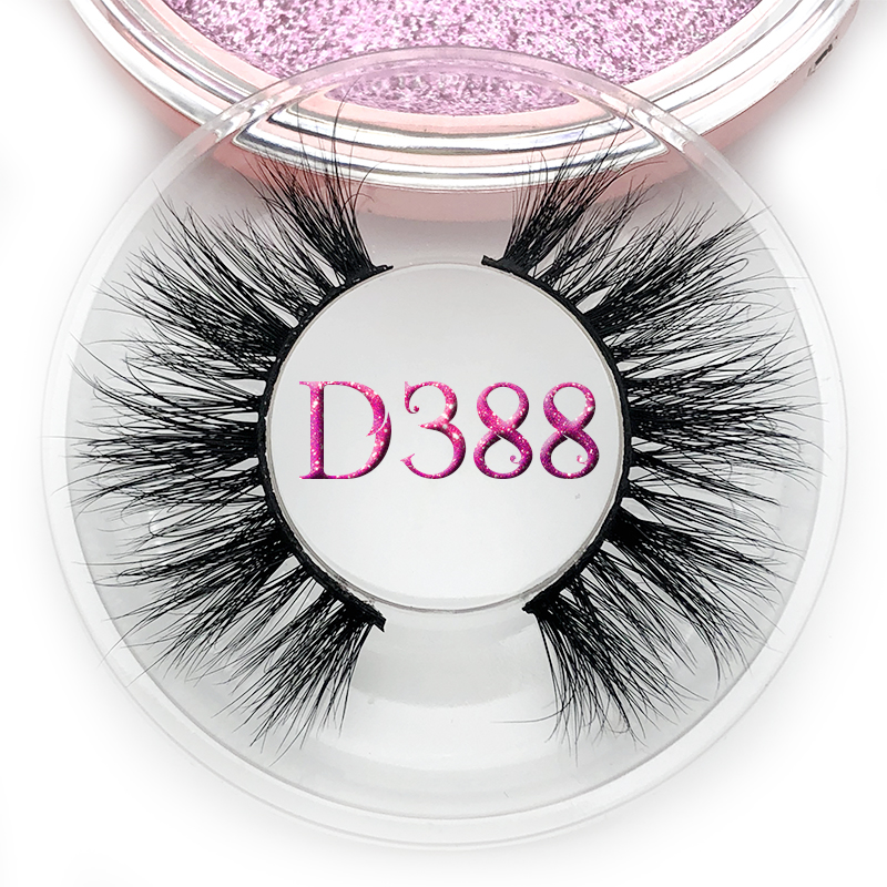 031a64b3f83 Mikiwi D390 Mink Eyelashes 3D Mink Lashes Thick HandMade Full Strip Lashes  Cruelty Free Luxury Makeup Dramatic Lashes ~ Best Deal July 2019