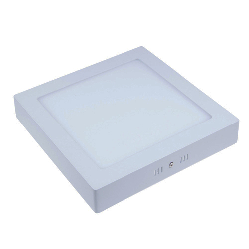No cut ceiling 6w 12w 18w 24w dimmable surface mounted led ceiling no cut ceiling 6w 12w 18w 24w dimmable surface mounted led ceiling light square led panel down lights lamp for home luminaire in downlights from lights aloadofball Gallery