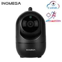 INQMEGA HD 1080 P Copertura Wireless IP Camera Intelligent Auto Tracking Di Umani Casa CCTV di Sorveglianza di Sicurezza di Rete di Wifi Della Macchina Fotografica