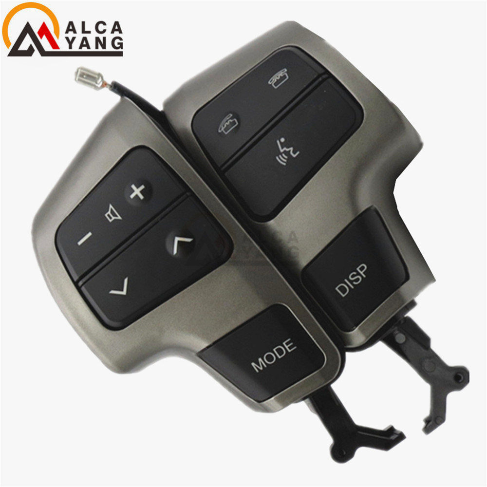 Malcayang good quality For Toyota LAND CRUISER 200 2008-2011 84250-60050 Steering Wheel Audio Control Switch/Button good land