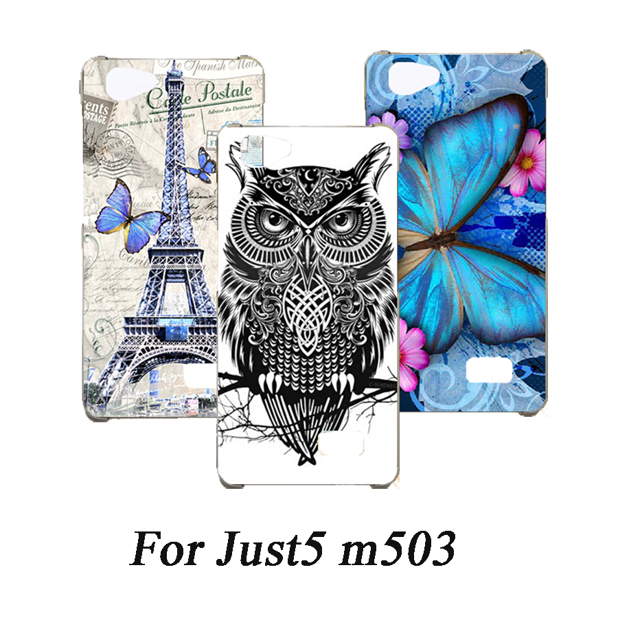 New Arrival colorful Case For Just5 m503 soft tpu Silicone Back Cover Phone Case For just5 m503 Covers case image