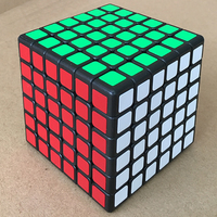 New Brand Yongjun Guanshi 6x6x6 Cube 6Layers Smooth YJ Toys Cube Puzzle Speed Professional 6 7cm