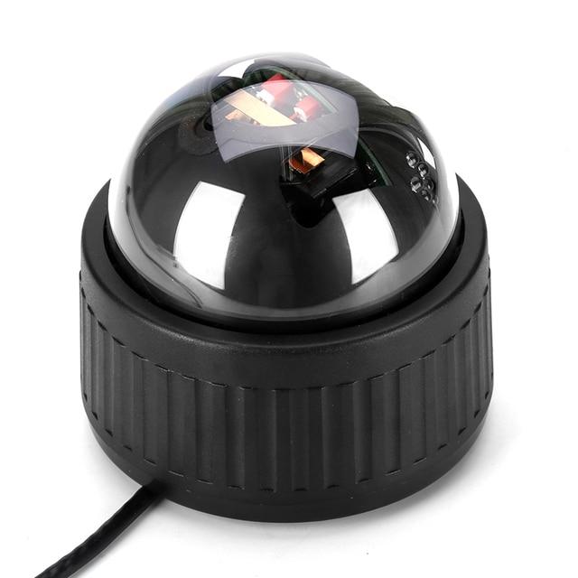 OWLCAT 5X Zoom 2.7-13.5mm Indoor Wireless Revolving Dome PTZ IP Camera Wifi HD 1080P Audio Microphone SD Card IR Night Onvif P2P