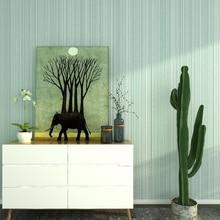 Modern Wallpaper Simple Non-woven Pure Coloured Wal