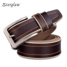 Men's Classic High Quality Genuine Leather Belt