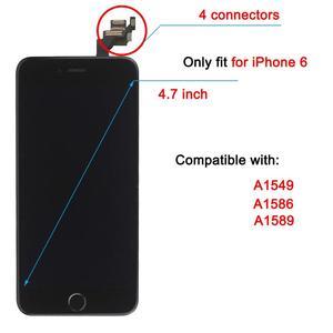 Image 5 - Grade AAA + + + pour iPhone 6 6S 7 8 Plus LCD avec Force 3D écran tactile numériseur assemblée pour iPhone 5S affichage pas de Pixel mort