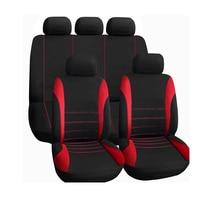 Couverture de siège de voiture couvre pour Volkswagen vw golf 5 6 7 mk3 mk4 mk7 golf7 jetta 6 mk6 passat b5 b6 b7 b8 cc wagon