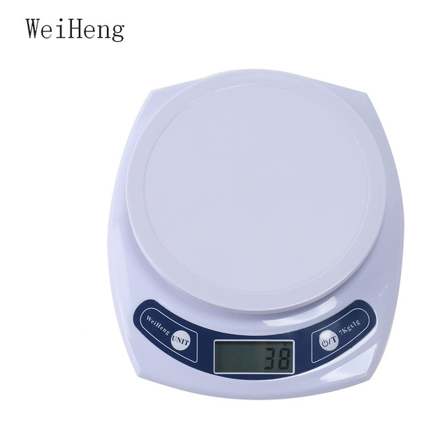WeiHeng WH B Kg G Digital LCD Electronic Scale Weight - How to calibrate a bathroom scale