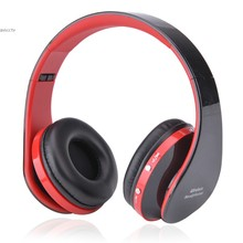 New Wireless Bluetooth Headphone For Mobile Phone Tablet PC Sports Music Headset Stereo Earphone + Microphone SV07