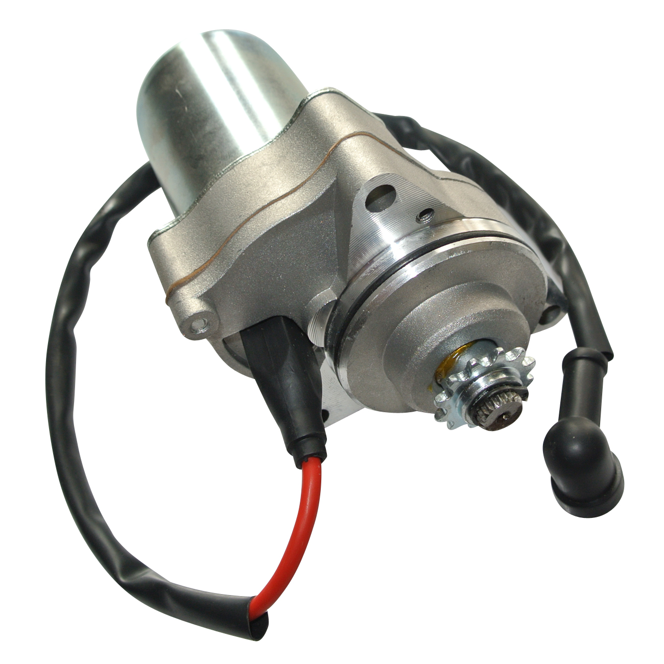 BRAND NEW ELECTRIC STARTER FOR 50cc 70cc 90cc 110cc <font><b>125cc</b></font> ATV BIKE image