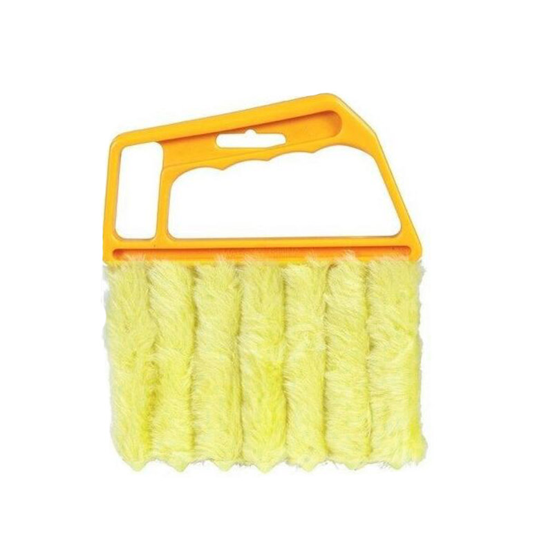 Brush Microfiber Louver Window Cleaner Cleaning Product Wiper Household Gadget