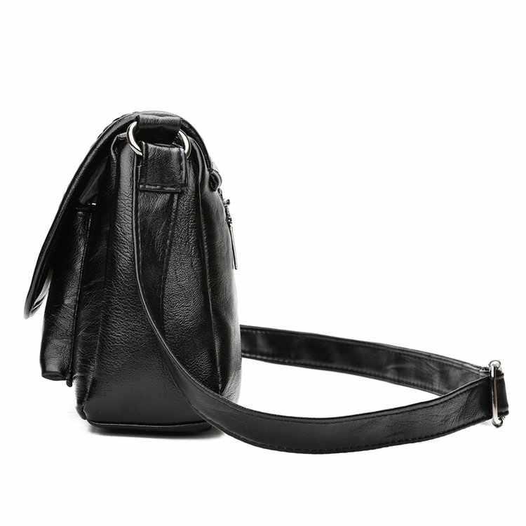 Sang trọng Nổi Tiếng Thương Hiệu Thiết Kế Phụ Nữ Túi Messenger Nữ Vai Crossbody Túi Xách Da Cừu Genuine Leather Ladies Hand Túi