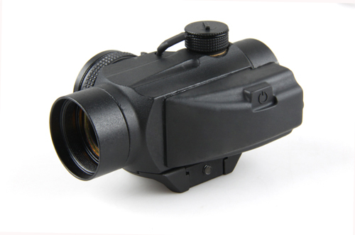 1pc Tactical Vortex Red Dot SPARC Sight With Mount/Hunting Red Dot Sight Scope 1x25mm 2x25mm For Air Gun Weapon Optical Sight