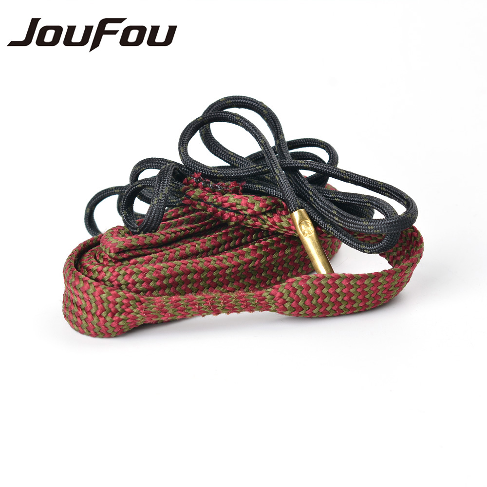 JouFou Snake Bore 6mm 243 Cal 22 223 High Quality Gun Cleaning Brusher font b Hunting