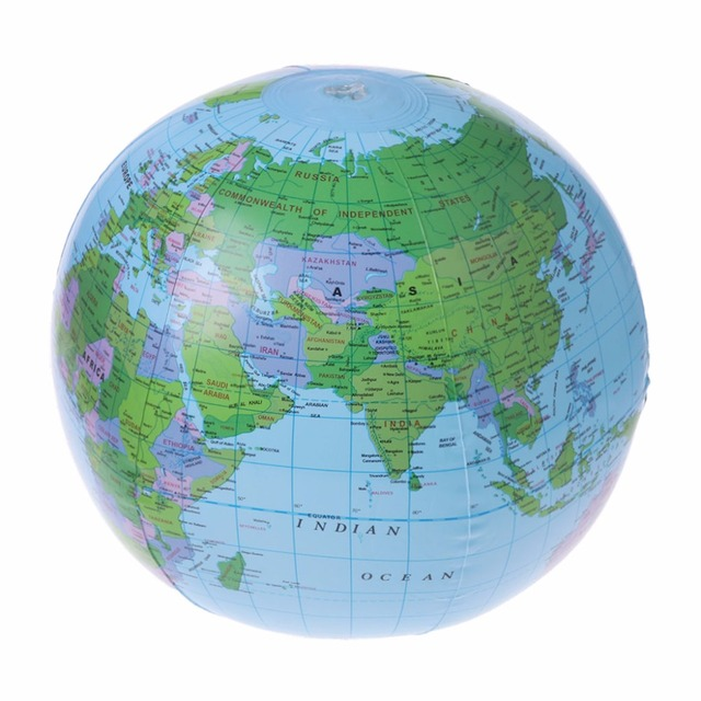 US $1.7 24% OFF| 30CM Inflatable World Map Globe Balloon Beach Ball Geography World Map on world map continents and oceans, africa map, world death map, cool world map, atlas map, world desert map, geography facts, world climate map, satellite world map, free world maps, detailed world map, world history map, world new zealand map, world atlas online, world weather map, world physical map, world elevation map, country maps, world war ii map, 2nd grade world map, world continent map, world map outline, world map with cities, atlas maps, topographic world map, world atlas map, earth map, world communication map, latin america map, world political map, blank world map, geography lessons, world map printable, world photography map,