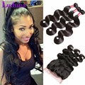 360 Lace Frontal With Bundles Body Wave 360 Lace Frontal Band With 3 Bundles Brazilian Virgin Hair With 360 Lace Frontal Closure