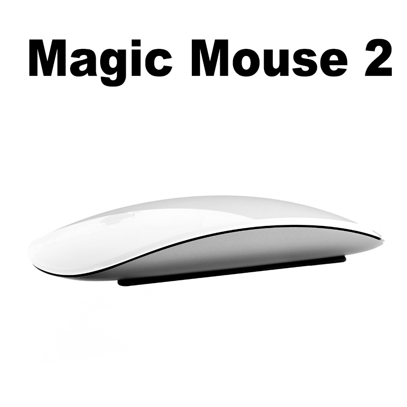 Apple Original Magic Mouse 2 Multi-Touch support Windows macOS Bluetooth Wireless support iMac Macbook Mac Mini and PC Computer