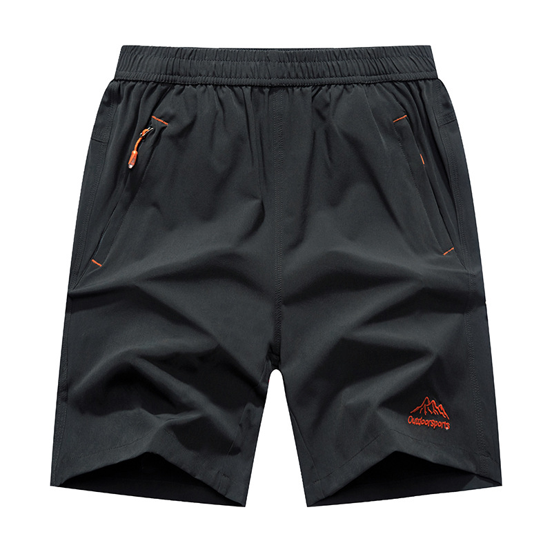 Other big man's bike shorts use drawstring waistbands instead. If you want to get rid of the elastic on the waist, try a pair of bibs or bibshorts. They have built in suspenders that keep the shorts in place without waist elastic.